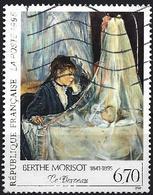 France 1995 - Painting By Berthe Morisot ( Mi 3114 - YT 2972 ) - France