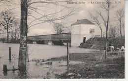 36 - CHABRIS -  Le Cher En Crue - Andere Gemeenten