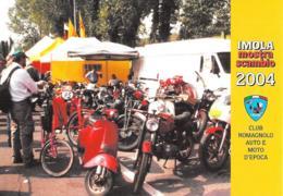 [MD2464] CPM - IMOLA - MOSTRA SCAMBIO - CLUB ROMAGNOLO AUTO E MOTO D'EPOCA - Non Viaggiata - Imola