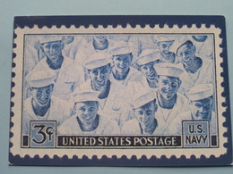 United States Stamp US 1945 () Anno 1985 Arret Sur Image ( Zie / Voir Photo ) ! - Timbres (représentations)
