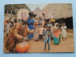 Afrique En Couleurs / Danse Du GRILLOT ( 7632 - IRIS ) Anno 19?? ( Zie / Voir Photo ) ! - Cartes Postales