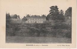 37 - VEIGNE - Fontiville - Other Municipalities