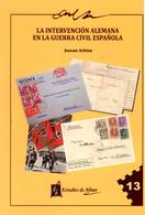 La Intervención Alemana En La Guerra Civil Española, Por Josean Arbizu. - Viñetas De La Guerra Civil