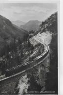 AK 0107  Mariazeller-Bahn - Saugraben-Viadukt Mit Eisenbahn / Verlag Frank Um 1929 - Eisenbahnen