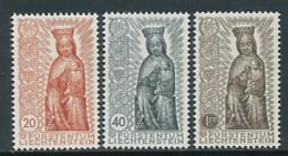 LIECHTENSTEIN Mi. Nr. 329-331 Abschluss Des Marianischen Jahres - MNH - Liechtenstein