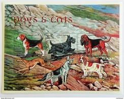 Sierra Leone 2000**Mi.3639-44 Dogs , MNH [12177] - Hunde