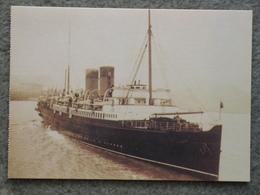 BRITISH RAIL BIARRITZ - MODERN CARD - Ferries