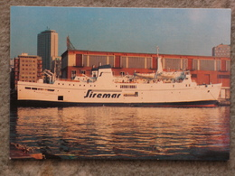 SIREMAR FERRY PIERO DELLA FRANCESCA - Ferries