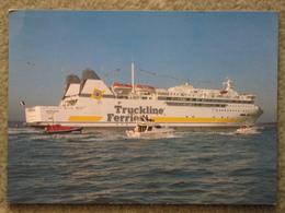 TRUCKLINE FERRY BARFLEUR - Ferries