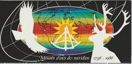 France Pochette Emission Commune 1986 France-Finlande - Sonstige