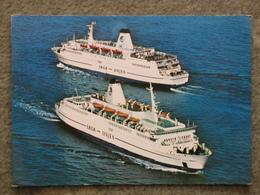 SAGA LINE OFFICIAL GUSTAV VASA/NILS DACKE - Ferries