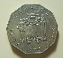 Jamaica 50 Cents 1975 - Jamaique