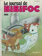 Rare Le Journal De Bibifoc N°10 - Magazines Et Périodiques