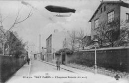 Tout Paris L Impasse Ronsin - Arrondissement: 15
