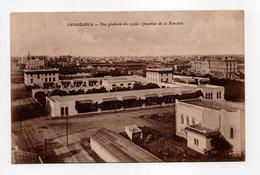 - CPA CASABLANCA (Maroc) - Vue Générale Du Lycée - Quartier De La Foncière - Edition Avedis - - Casablanca