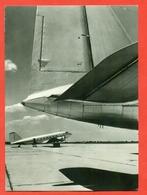 """Li-2"" GDR 1970. Postcard New. - Airships"