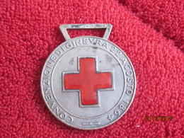 Italia: Croce Rossa Italiana, Casalbore Corallo Concettina Asmara 1962 - Professionnels / De Société