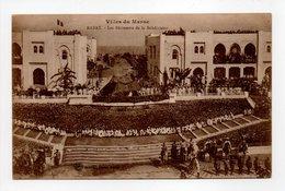- CPA RABAT (Maroc) - Les Bâtiments De La Subdivision 1921 - Photo Schmitt - - Rabat