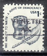 USA Precancel Vorausentwertung Preo, Locals Alaska, Venetie 872 - Etats-Unis