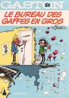 GASTON LAGAFFE - R2 - Le Bureau Des Gaffes En Gros - DUPUIS - Gaston
