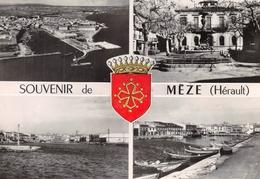 Mèze - Vues Multiples - Fontaine - Mèze