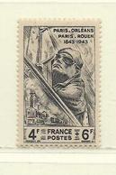 FRANCE  ( F41 - 134 )  1944  N° YVERT ET TELLIER  N° 618   N* - France