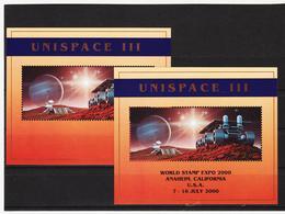 SRO93 UNO NEW YORK 1999 Michl BLOCK 16 + 16 A ** Postfrisch SIEHE ABBILDUNG - New York -  VN Hauptquartier