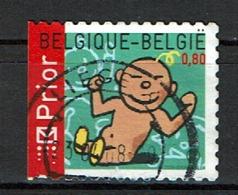 0,80 Euro Geboorte Jongen, Links Ongetand Uit 2005 (OBP 3405 ) - Belgique