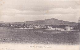Pont à Mousson Vue Générale éditeur Peltier Maujean N°8 - Pont A Mousson
