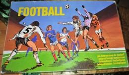 Très Rare Jeu De Société De La Coupe Du Monde Argentine 1978 Football En Français,Allemand,Hollandais, Anglais - Autres