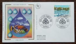 FDC 1996 - YT N°3003 - ACCORD RAMOGE - MARSEILLE - FDC