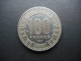 Gabon 100 Francs 1982 - Gabón