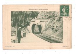 Viaduc Du Viaur-Sortie Du Tunnel-(C.8507) - France