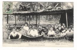 LAOS  /  ETHNOGRAPHIE  /  ORCHESTRE  LAOTIEN  ( SAVANNAKET ) - Laos