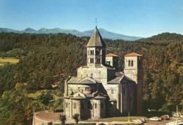 CPM St Nectaire L'Eglise - Saint Nectaire