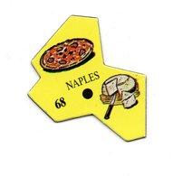 Magnet Publicitaire Italie Naples - Magnets