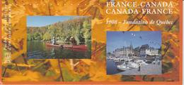 France Pochette Emission Commune 2008 France-Canada - Altri