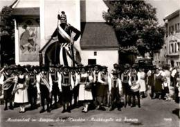 Mauterndorf Im Lungau, Salzburg - Trachten-Musikkapelle Mit Samson (75008) * 1. 8. 1967 - Mauterndorf
