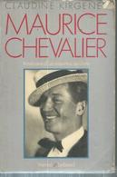 """"""" MAURICE CHEVALIER - ITINERAIRE D'UN INCONNU CELEBRE   """" 272 Pages éditions: VERNAL  1988 - Musik"""