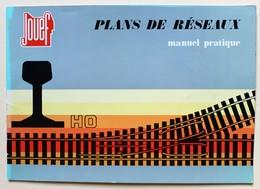 1975 Catalogue JOUEF Plans De Réseaux Manuel Pratique HO Train électrique - French