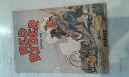 RED RYDER ALBUM NUMERO 6 ETAT B -1954 - Boeken, Tijdschriften, Stripverhalen
