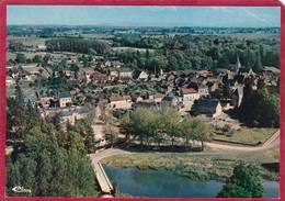 CPM 03 JALIGNY SUR BESBRE Vue Générale Aérienne Et Pont De La Chaume C/ MOULINS - Autres Communes