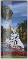Roma, Il Giardino Del Quirinale, Con Planimetria, Dépliant 24x11, 9 Facciate, Nuovo - Dépliants Turistici