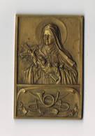 1er Régiment De Chasseurs à Cheval Belge (1ste Regiment Jagers Te Paard) Medaille Sainte Therese - Non Classés