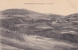 St -barthélemy-le-pin Vue Generale - Autres Communes