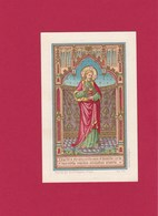 Neogotische Devotieprent - Religion & Esotericism