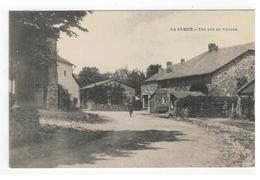LA GLEIZE - UNE RUE DU VILLAGE - Stoumont