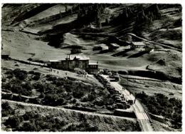 Ref 1244 - 1950's Real Photo Postcard - Alpenhotel Malbun Liechtenstein 10c Rate To UK - Liechtenstein