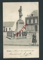 Beloeil.  Statue Du Maréchal De Ligne. Animée, Enfants. Nels Séie 45, N°17 - Voir Verso. - Beloeil