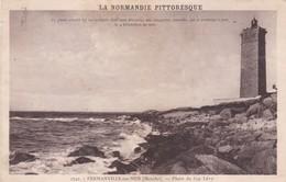FERMANVILLE SUR MMER PHARE DU CAP LEVY    ACHAT IMMEDIAT - Frankreich